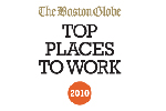 In 2010 Enservio was named one of the top places to work in Massachussetts by the Boston Globe.